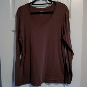 JcPenney Long Sleeve T